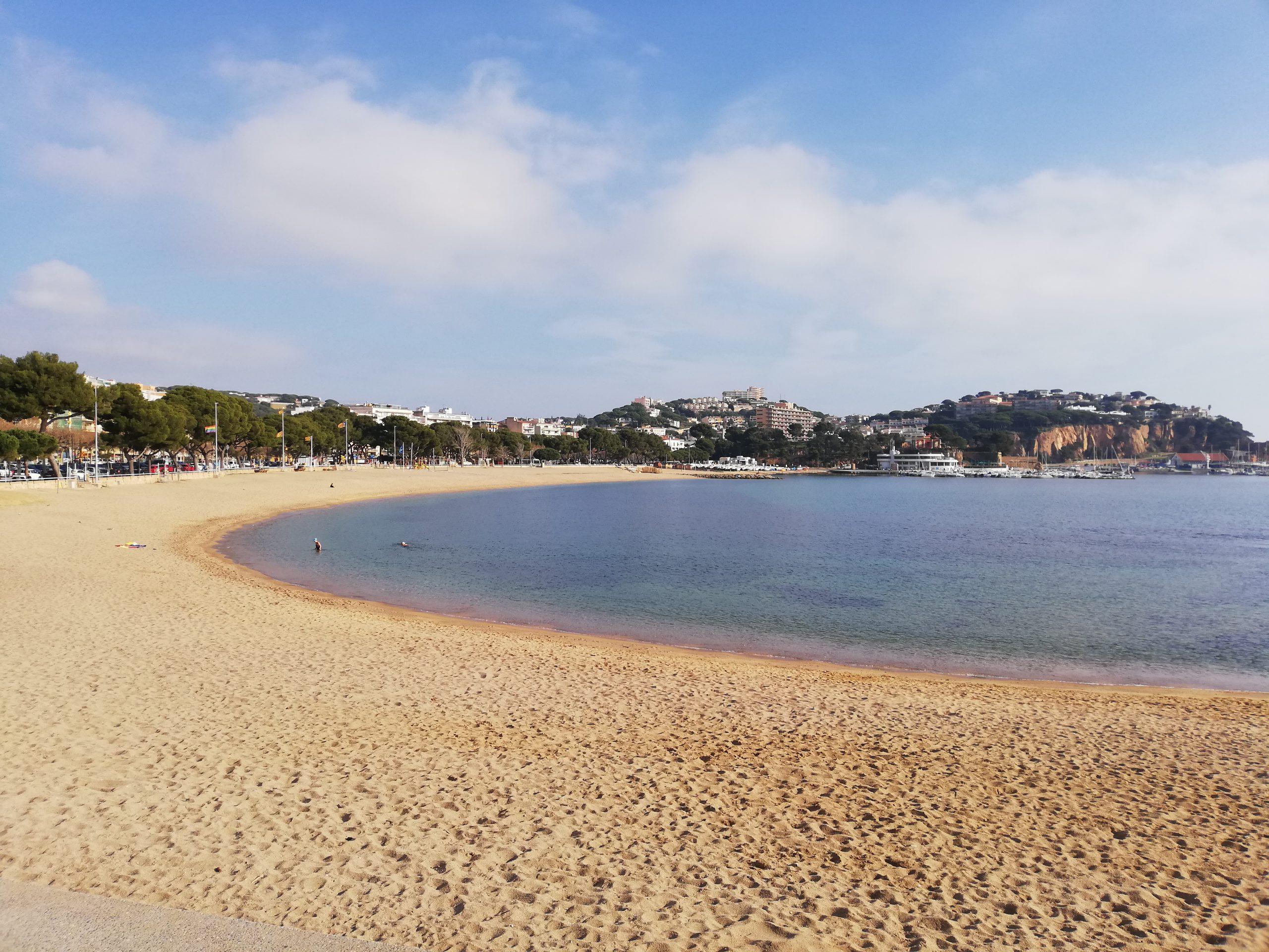 Strand Sant Feliu